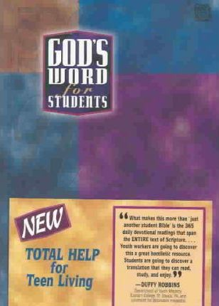 God's Word for Students