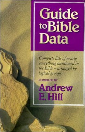 Guide to Bible Data