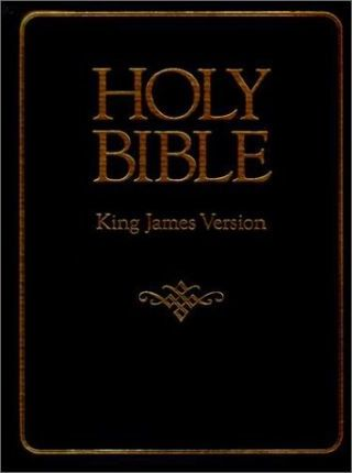 Family Bible - Deluxe Reference Edition