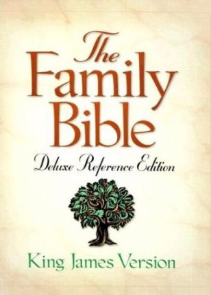 Family Bible Deluxe Reference Edion