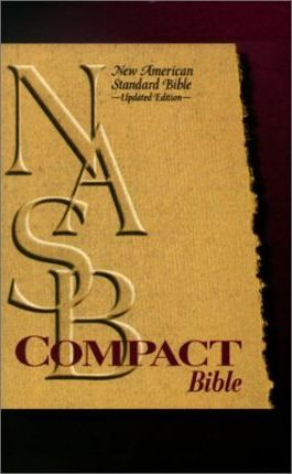 Compact Text Bible-NASB