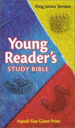 Young Reader's Study Bible-KJV-Handi-Size Giant Print