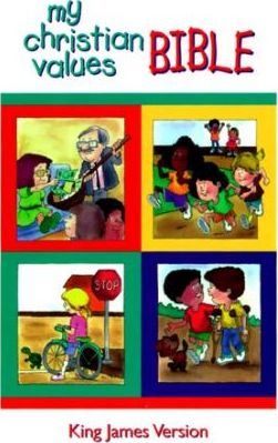 My Christian Values Bible for Kids(4-8)