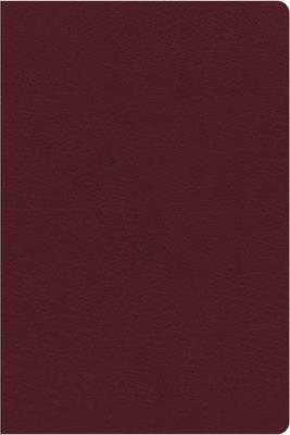 NKJV Study Bible, Bonded Leather, Burgundy, Indexed, Full-Color Edition
