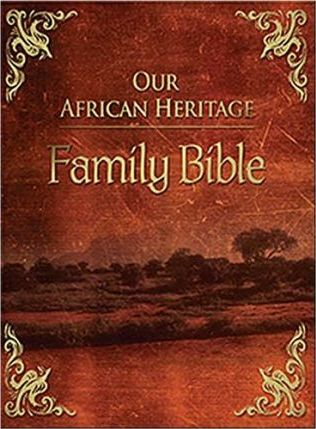KJV Our African Heritage Family Bible