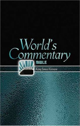 Commentary Bible-KJV-World's Visual Reference System