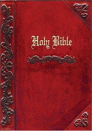 Antique Family Bible-KJV-World's Visual Reference System