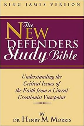 New Defender's Study Bible-KJV