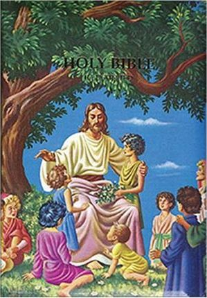 Children's Rainbow Bible-KJV-Compact