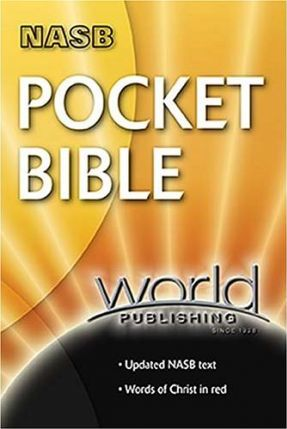 Pocket Bible-NASB