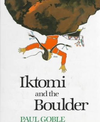 Iktomi and the Boulder