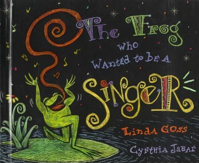 The Frog Who Wanted to Be a Singer