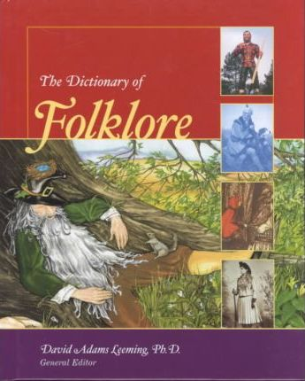 The Dictionary of Folklore