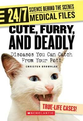 Cute, Furry, and Deadly
