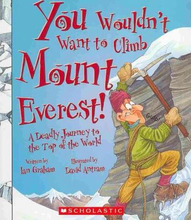 You Wouldn't Want to Climb Mount Everest!