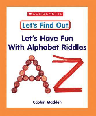 Let's Have Fun with Alphabet Riddles