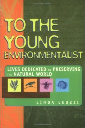 To the Young Environmentalist