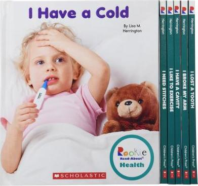 Rookie Read-About Health (Set of 6)