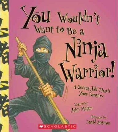 You Wouldn't Want to Be a Ninja Warrior!
