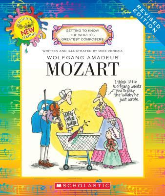 Wolfgang Amadeus Mozart (Revised Edition)