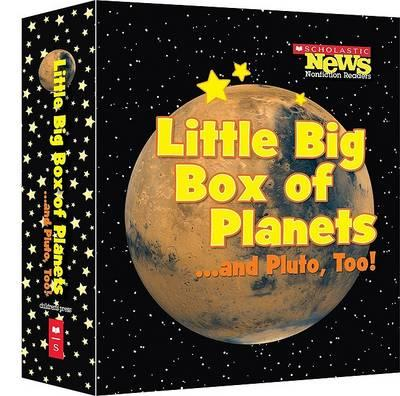Little Big Box of Planets... and Pluto, Too!
