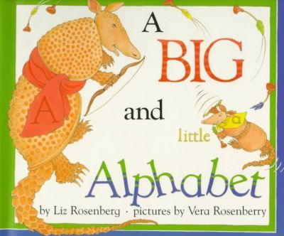 A Big and Little Alphabet