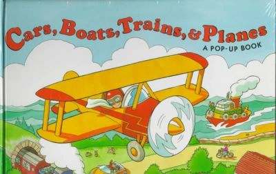 Cars, Boats, Trains and Planes