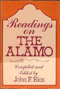 Readings on the Alamo