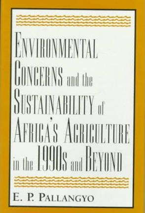 Environmental Concerns and the Sustainability of Africa's Agriculture in the 1990s and Beyond