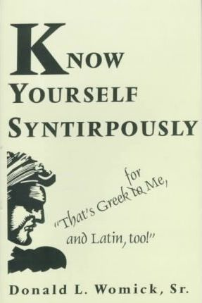 Know Yourself Syntirpously