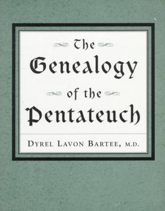 The Genealogy of the Pentateuch