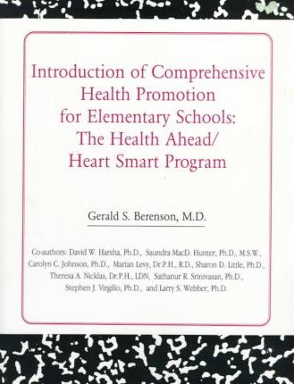 Introduction of Comprehensive Health Promotion for Elementary Schools
