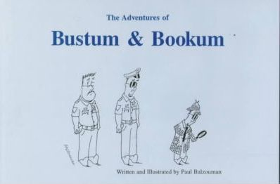 The Adventures of Bustum and Bookum