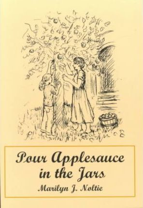Pour Applesauce in the Jars