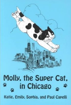 Molly, the Super Cat in Chicago