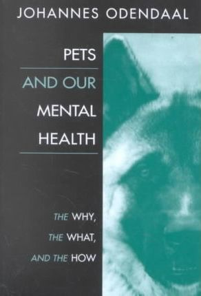 Pets and Our Mental Health