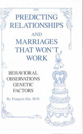 Predicting Relationships & Marriages That Won't Work