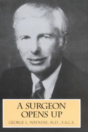 A Surgeon Opens Up