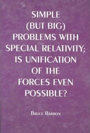 Simple (but Big) Problems With Special Relativity