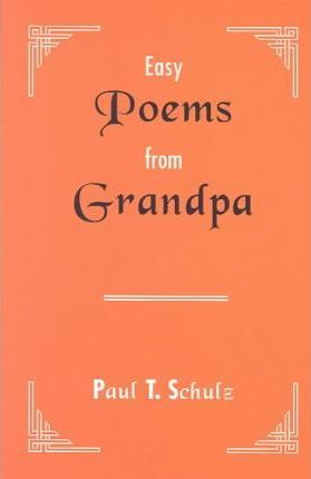 Easy Poems from Grandpa