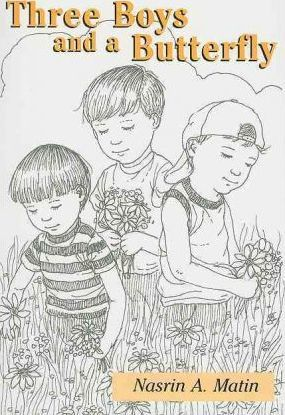 Three Boys and a Butterfly