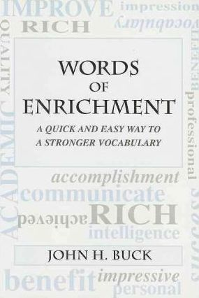 Words of Enrichment