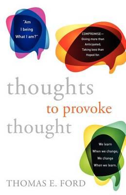 Thoughts to Provoke Thought