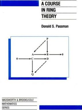 Course in Ring Theory