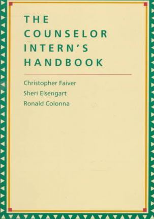 Counselor Intern's Handbook