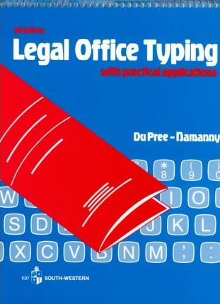 Legal Office Typing With Practical Applications
