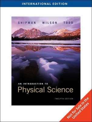Introduction to Physical Science - Revised Printing