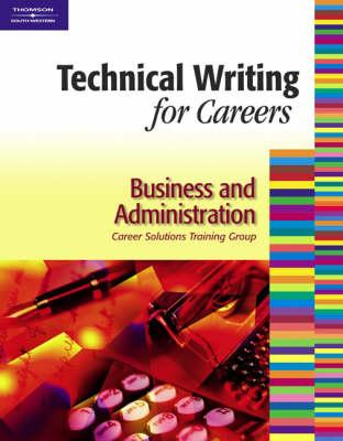 Technical Writing for Careers
