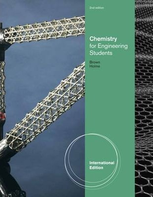 chemistry for engineering students international edition