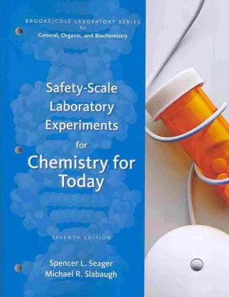 Safety Scale Lab Experiments - Chemistry for Today : Michael